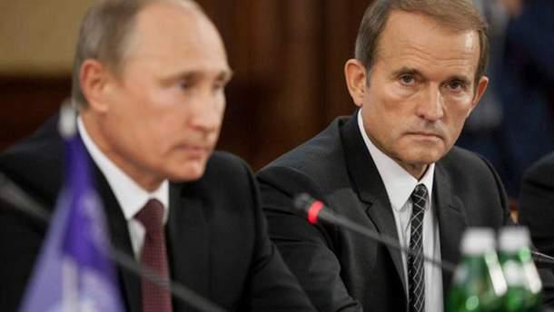 Медведчук вийшов із переговорів щодо Донбасу