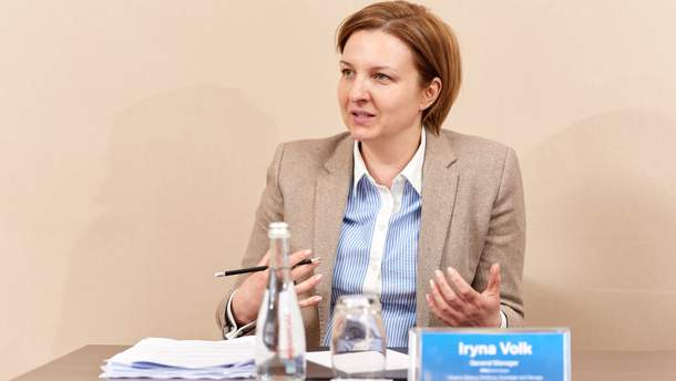 Генеральный менеджер Dell Technologies в регионе, где входит Украина, Ирина Волк