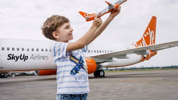 SkyUp запустил новые рейсы из Запорожья и Харькова