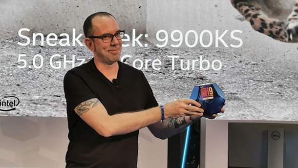 Intel Core i9-9900KS: характеристики