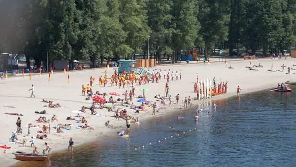 Где в Киеве можно и нельзя купаться в 2019 году