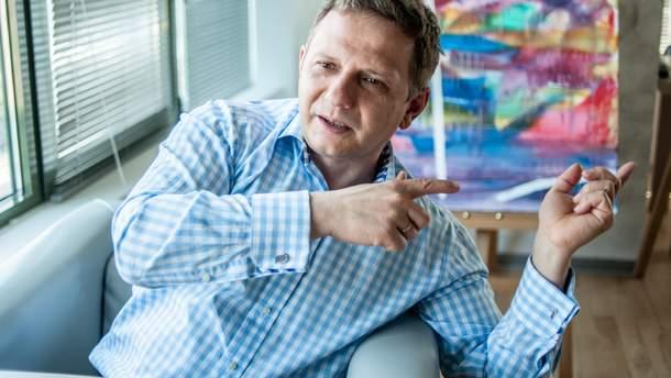 Олег Устенко - хто він, біографія ще одного радника Зеленського