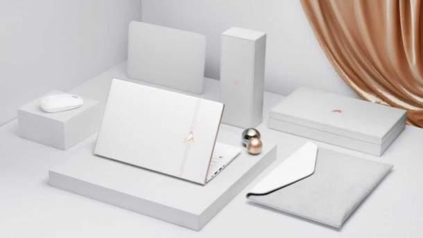 Унікальний ноутбук ZenBook Edition 30