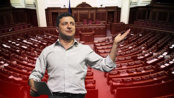 """""""Слуга народа"""" может получить большинство в Верховной Раде-2019?"""