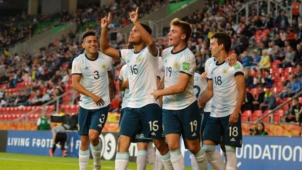 Франція та Аргентина вийшли у плей-оф на ЧС-2019