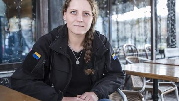 """Россиянка Юлия Толопа """"Валькирия"""" воевала за Украину на Донбассе"""