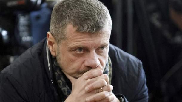 Мосійчук пояснив, що не був п'яним у телеефірі, а відходив від наркозу