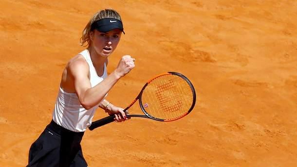 Элина Свитолина сыграет в третьем круге Ролан Гаррос