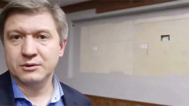 Данилюк заявив, що з ситуаційної кімнати в АП зникли монітори та сервери: Шимків пояснив, як усе працювало