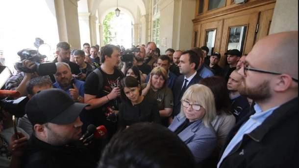 Псевдоактивисты штурмом захватили ЛГС