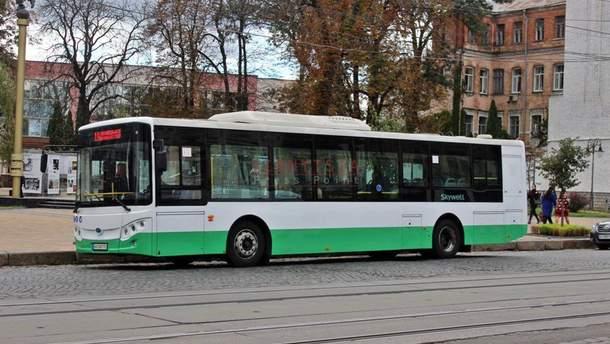 В Україні почнуть виробляти електричні автобуси