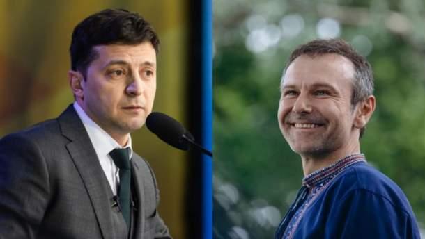 24d8e6c7b74c68 Половина рейтингу партії Зеленського може перейти до Вакарчука, – політолог