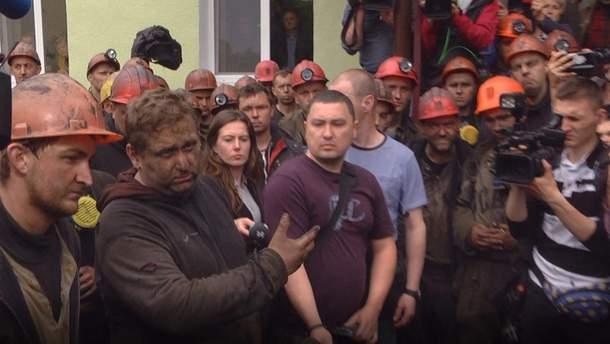 Встреча Зеленского с шахтерами Львовщине - видео и тезисы