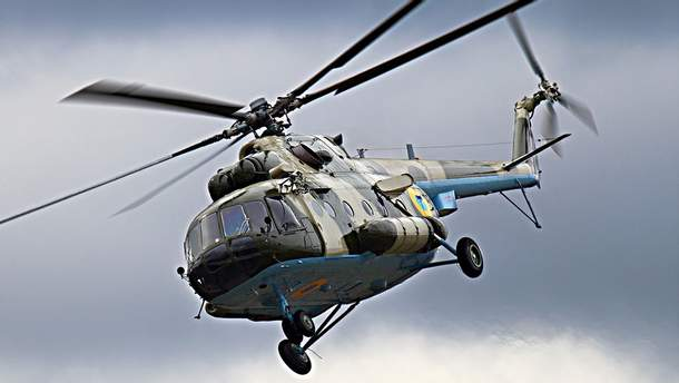 Катастрофа Мі-8 на Рівненщині, Україна - загинули 4 військових