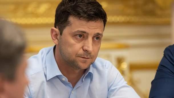 Зеленський відреагував на катастрофу військового вертольота на Рівненщині
