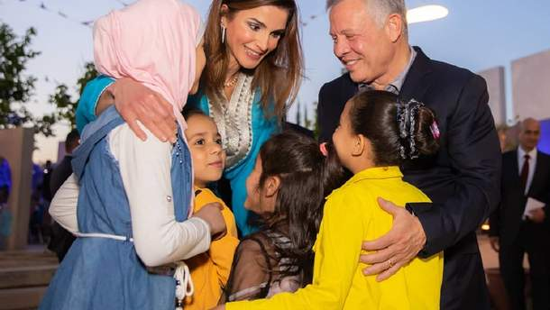 Королева Йорданії