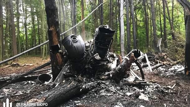 Катастрофа Ми-8 Украина - список имен и фото погибших военных