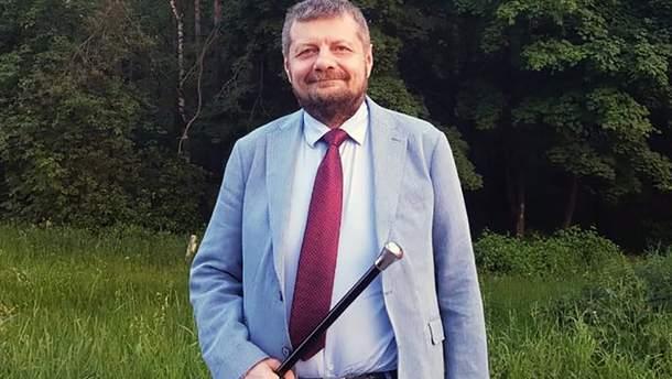 Мосійчук іде на парламентські вибори як мажоритарник