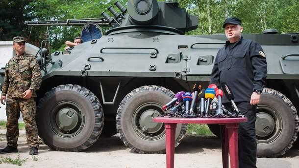 """Турчинова не буде у списку """"Європейської Солідарності"""""""
