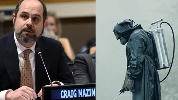 """Создатели сериала """"Чернобыль"""""""