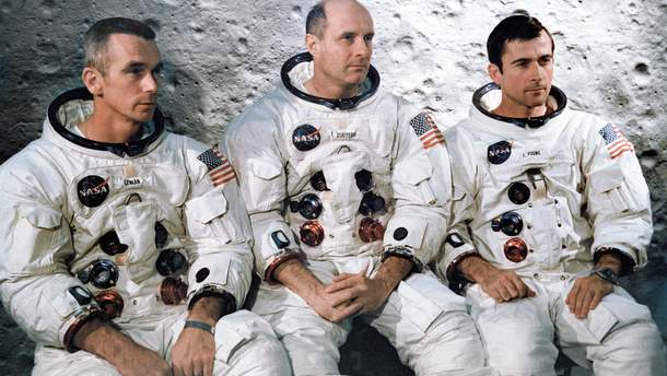 """Астронавти """"Аполон-10"""""""