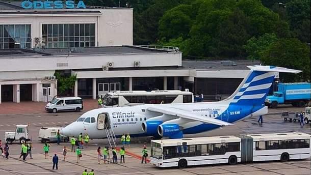 Аеропорт Одеси
