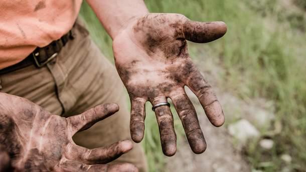 Виявили неочікувану користь бруду