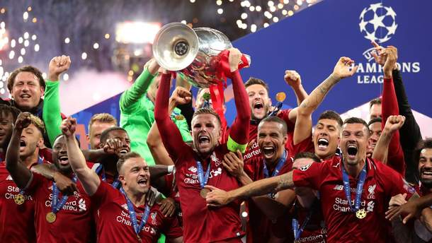 Тоттенхем – Ліверпуль: огляд і рахунок матчу 01.06.2019 - фінал ЛЧ 2019