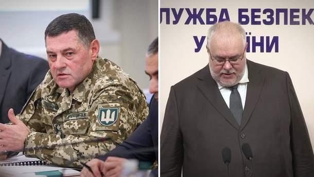 Виталий Маликов и Олег Валендюк
