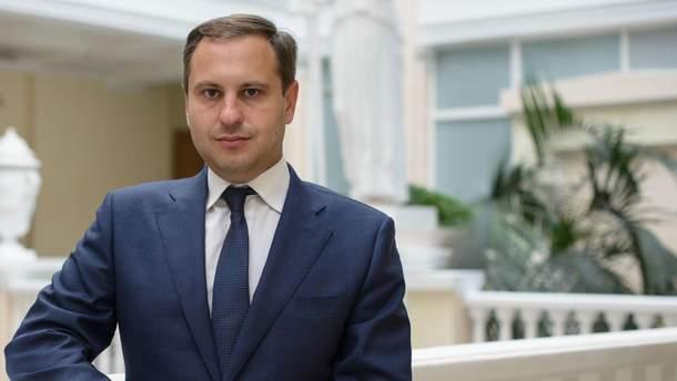 Заместитель министра юстиции Иван Лещина