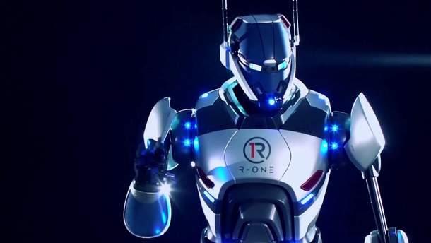 Инженер создал уникального робота