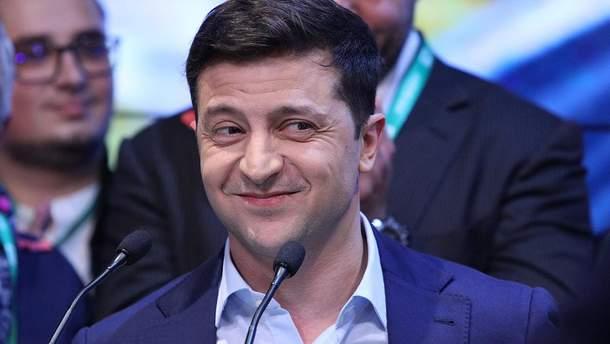 Владимир Зеленский планирует снова поехать во Францию