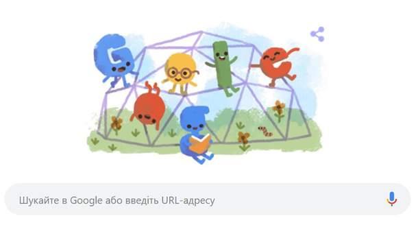День защиты детей 2019 - Google создал дудл ко Дню защиты детей