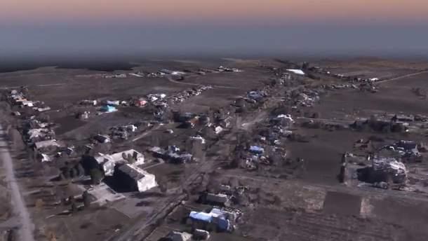 ОБСЄ побачила озброєння біля цивільних будинків на Донеччині