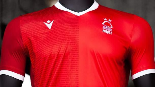 Английский клуб выпустил уникальную форму к 40-летию победы в Кубке чемпионов