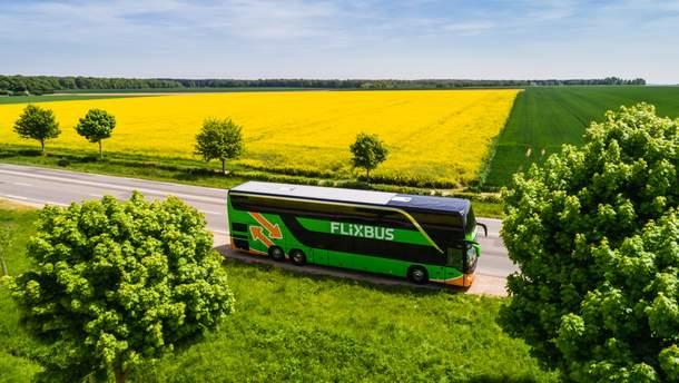 FlixBus почне завойовувати ринок України