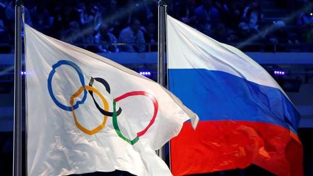 Россию могут отстранить от ОИ-2020