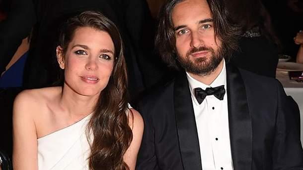 Принцесса Монако Шарлотта и Димитрий Рассам поженились