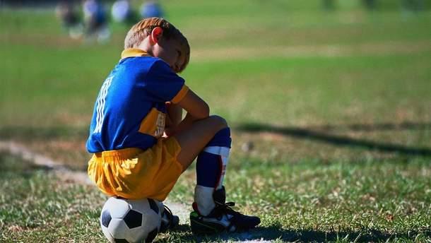 Грати у футбол корисно