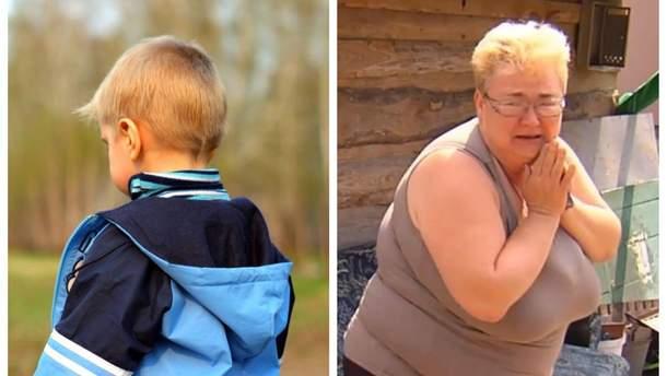 Бабуся пораненого 5-річного хлопчика розповіла про його стан