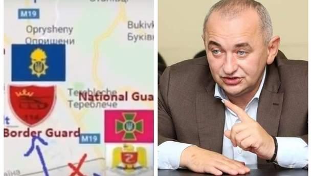 Матиос созывает на совещание силовиков из-за появления в сети видео с оккупацией Буковины