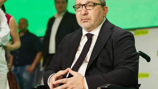 Кернес виступає за прямі переговори України з Росією