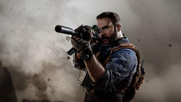 Call of Duty: Modern Warfare – перший трейлер