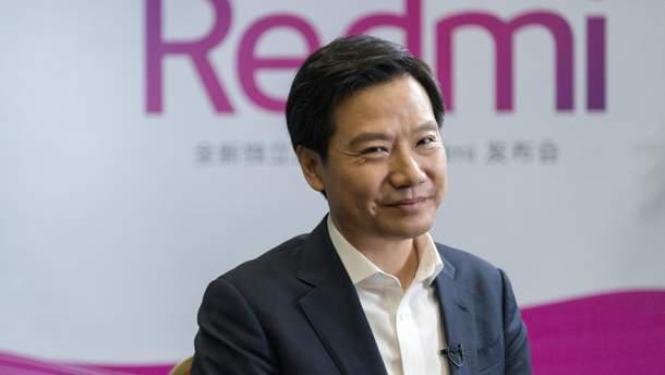 Очільник Xiaomi Лей Цзюнь