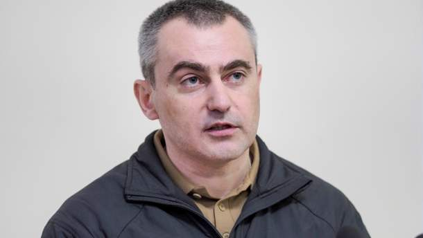 Зеленский уволил заместителя председателя СБУ Виктора Кононенко