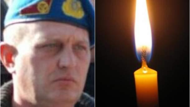 На Донбасі загинув десантник Забава Вадим
