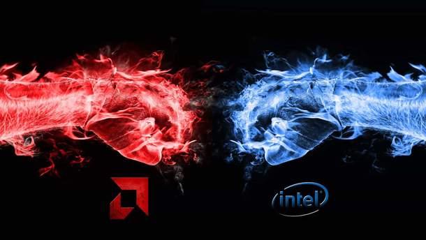 Нова графіка Intel виявилася кращою, ніж у AMD