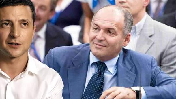 Зеленский встречался с Кучмой и Пинчуком 31 мая
