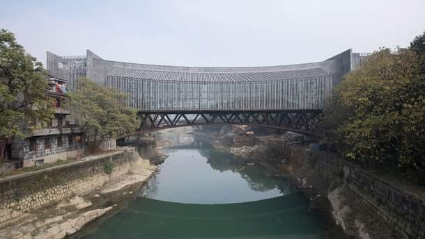 Міст-музей з'явився у Китаї