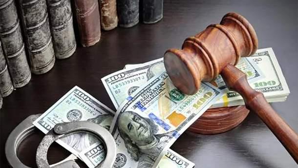 Закон о незаконном обогащении зарегистрировали в Раде